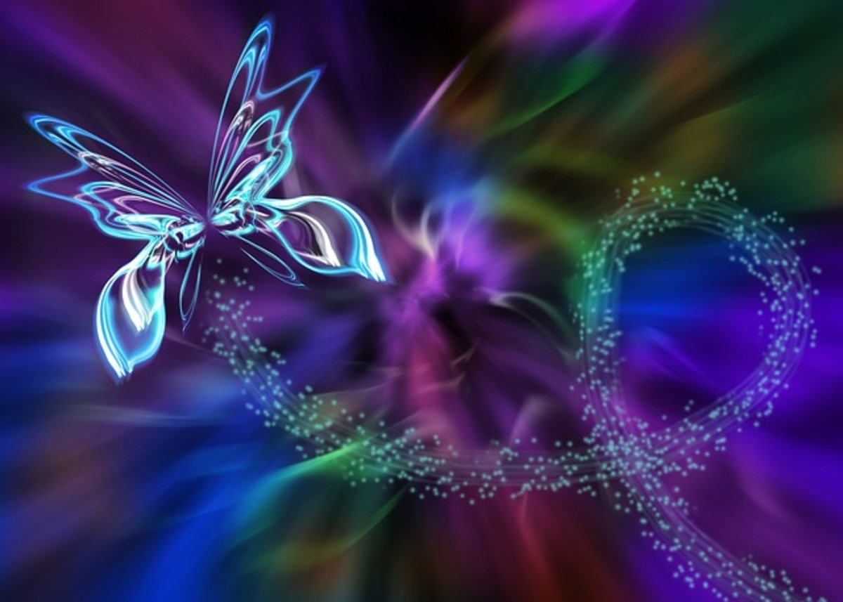 The Butterfly Effect suggests that the flapping of the wings of a butterfly could cause a hurricane at a place that is so far away.