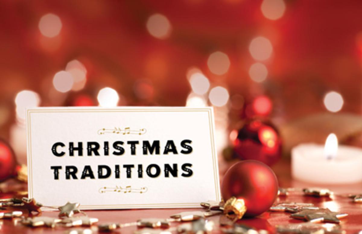 Popular Christmas Traditions