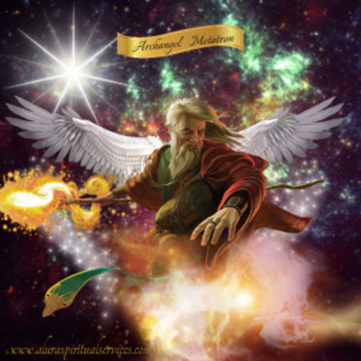 Metatron the Archangel, Myth or Fact?
