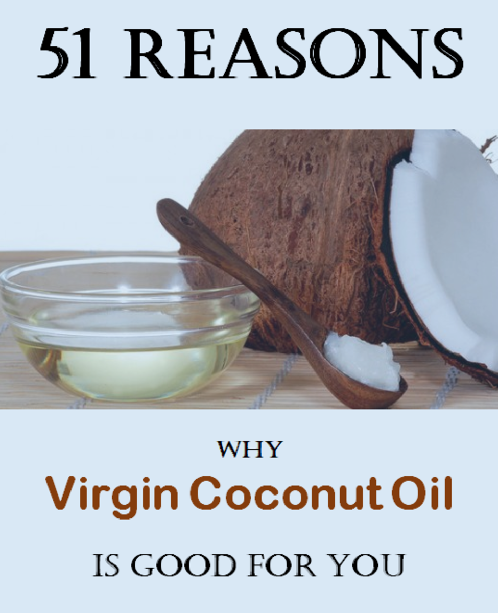 Reasons Why Virgin Coconut Oil Is Good for You
