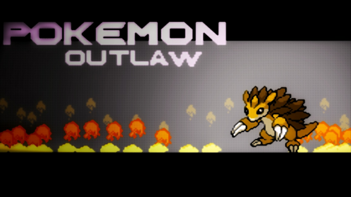The Best Pokemon Game You've Never Played. A Pokemon Outlaw Game Review.
