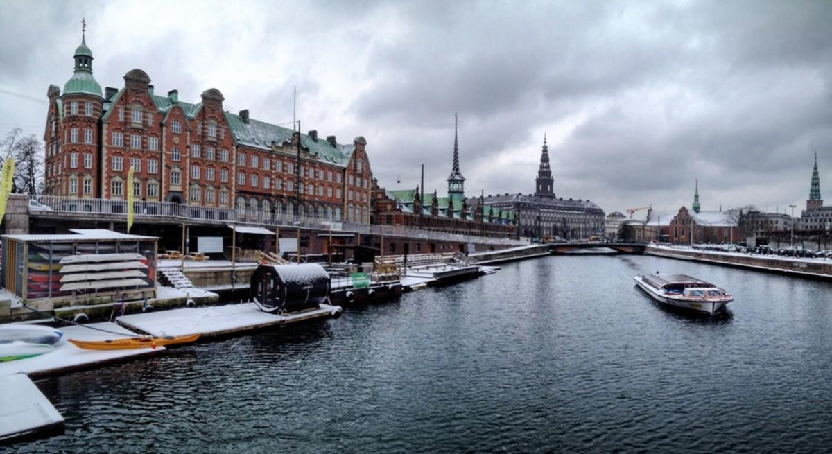 Winter Cosiness in Copenhagen Denmark