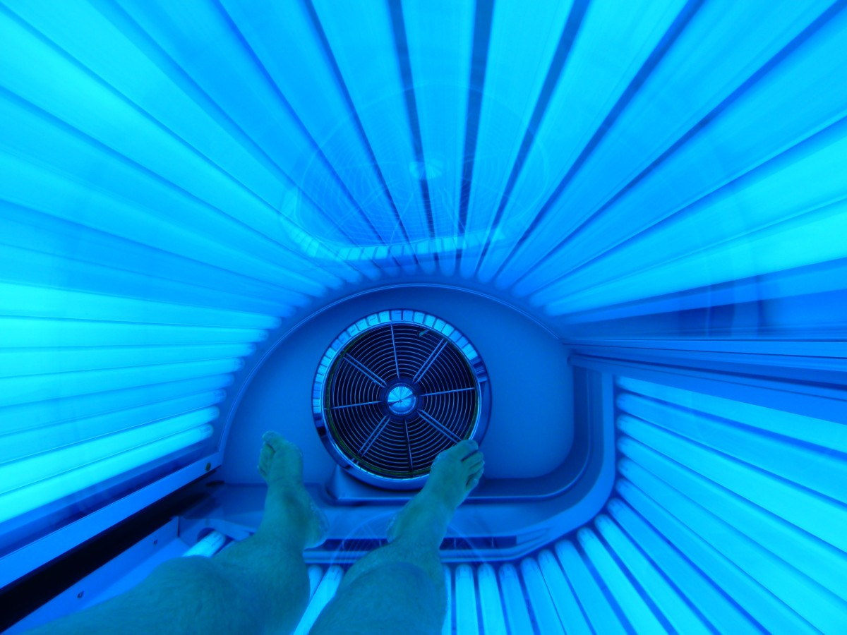Are sun beds really bad for us?