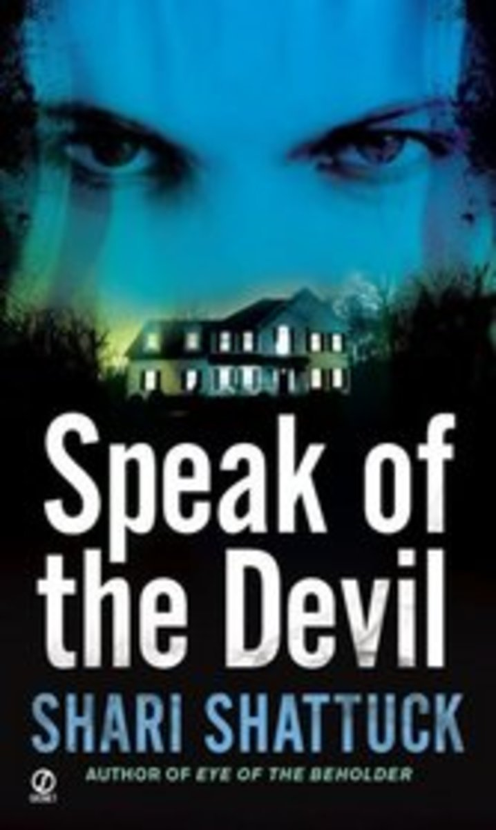 Book Review: Speak of the Devil by Shari Shattuck