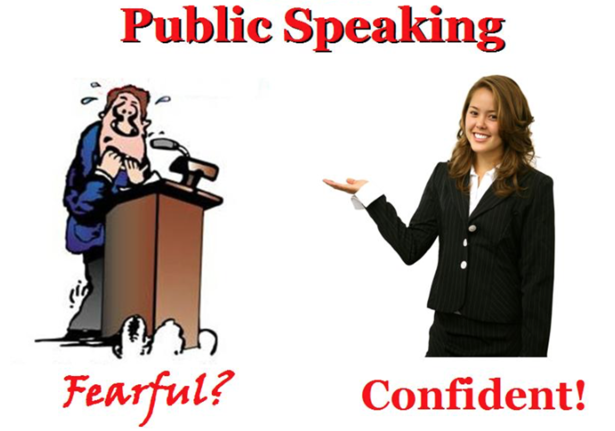 How To Build Public Speaking Skills: You Can Do It!  8 Tips For Success.