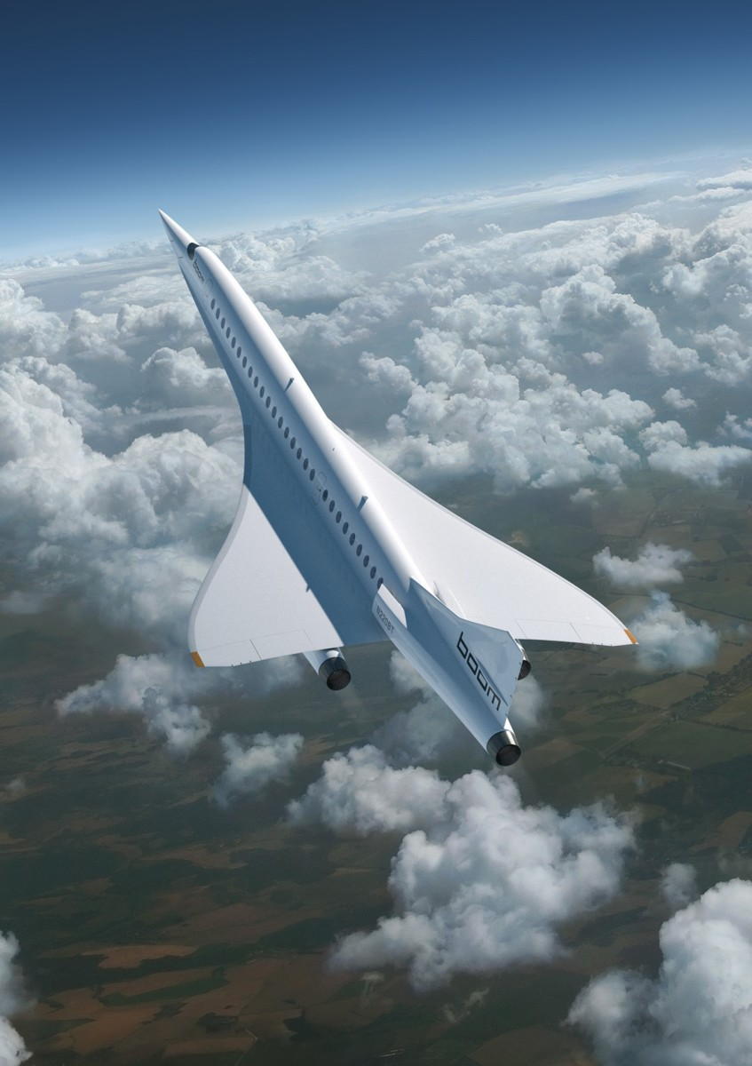 Fastest Commercial Passenger Aircraft in the World