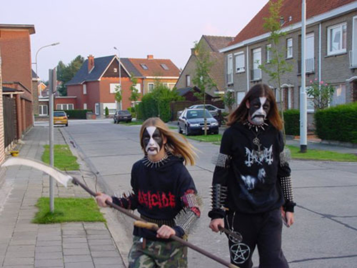 Desecrating Black Metal: I Don't See the Appeal