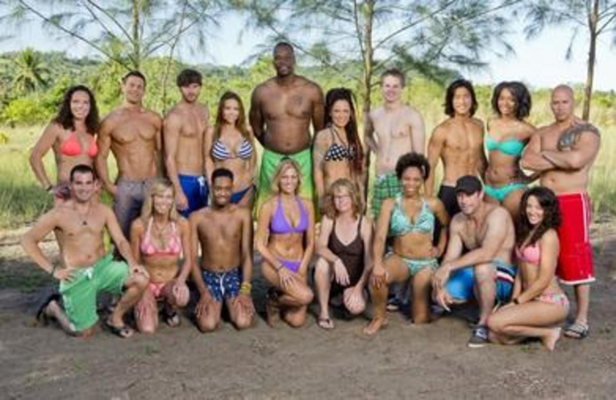 The cast of Survivor: Cagayan