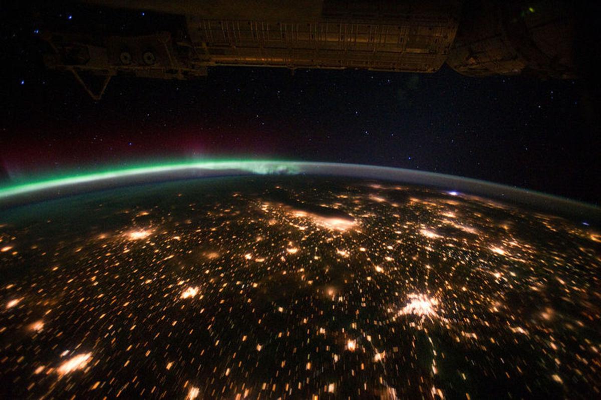 Airglow in the Mesosphere