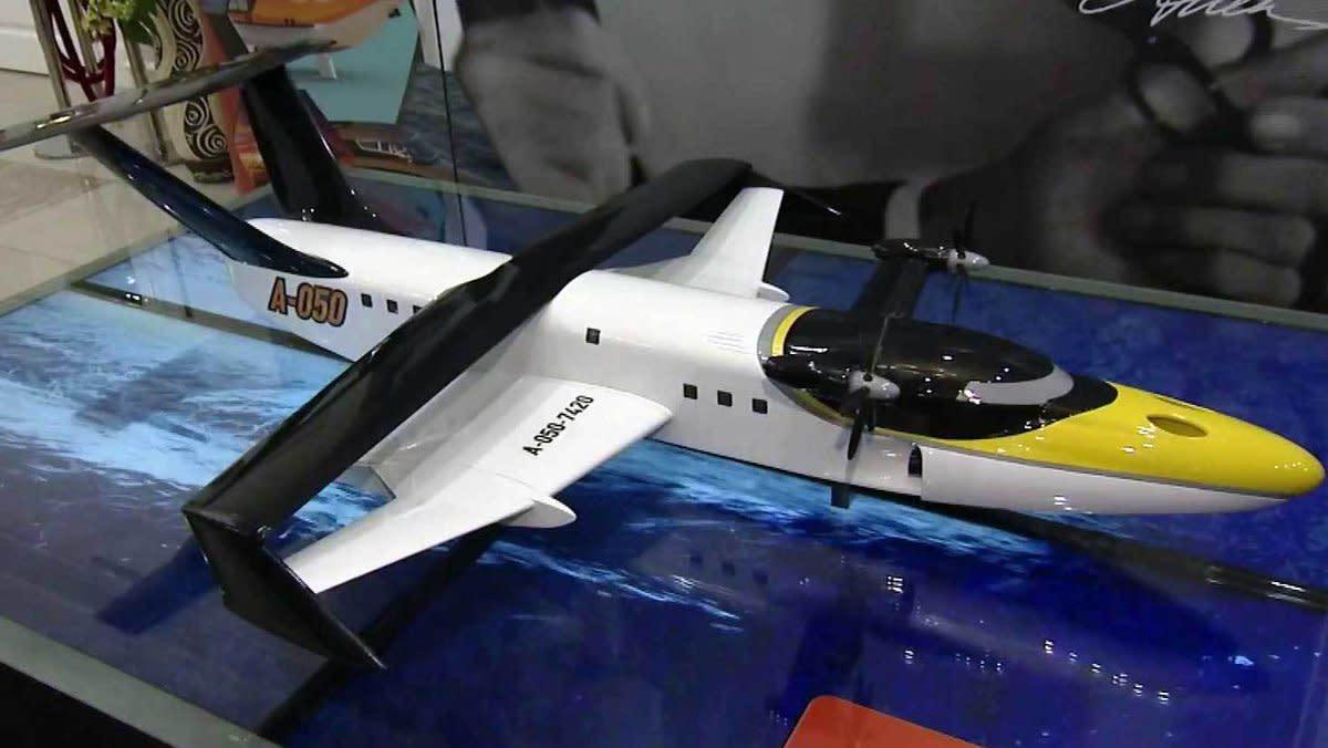 Model of A-050