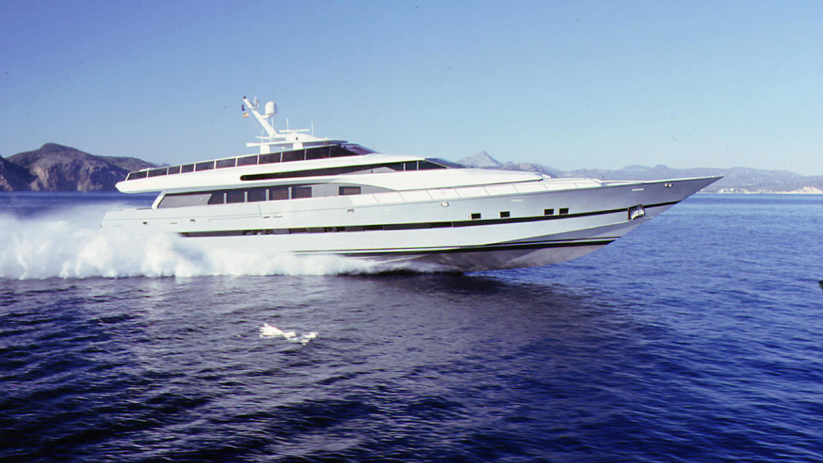 Top 5 Fastest Yachts in the World