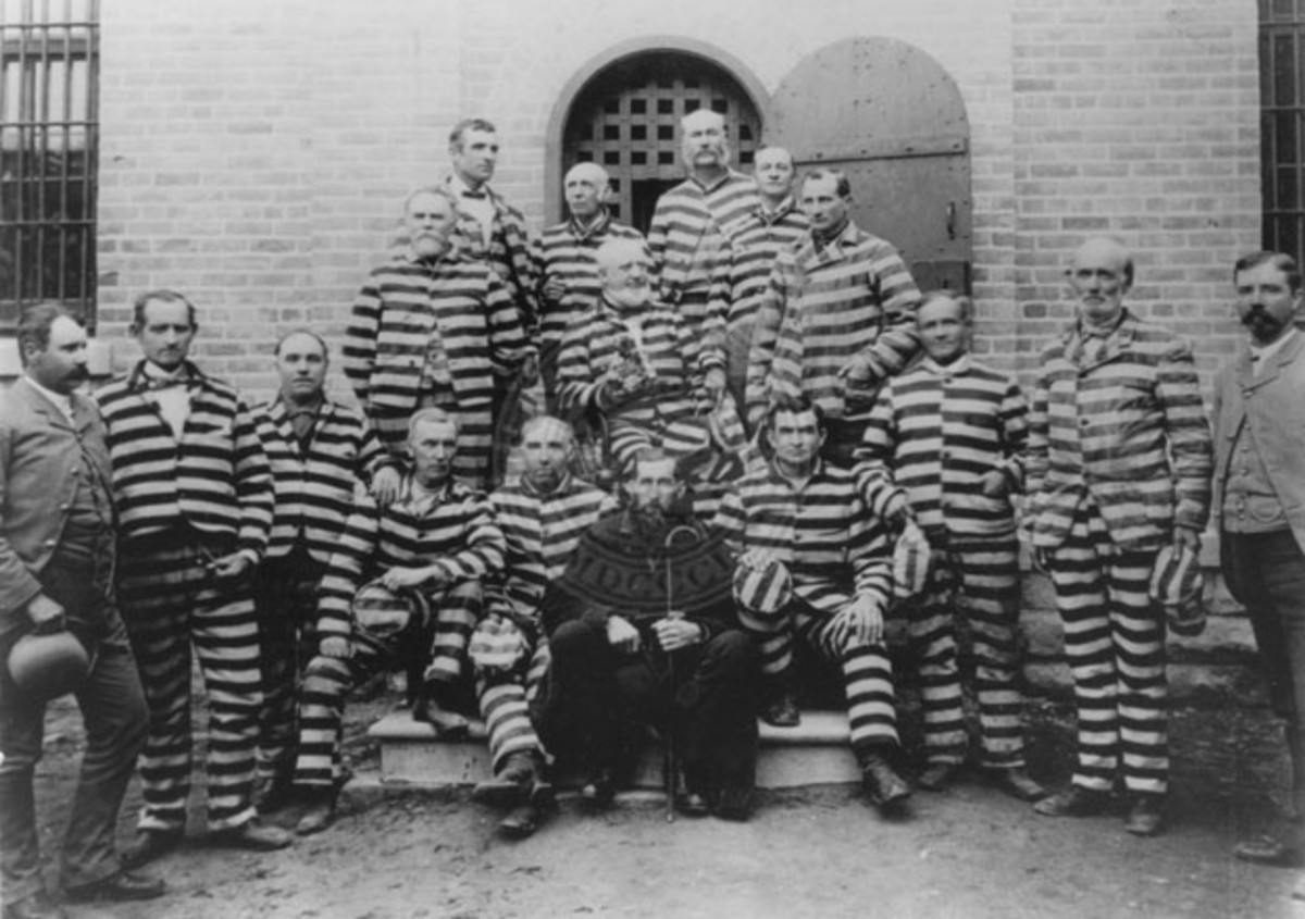 Generic prisons of the 19th century