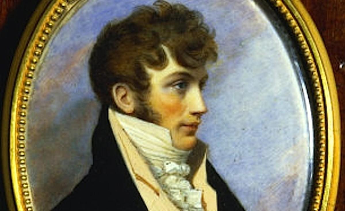 Diplomat Benjamin Bathurst