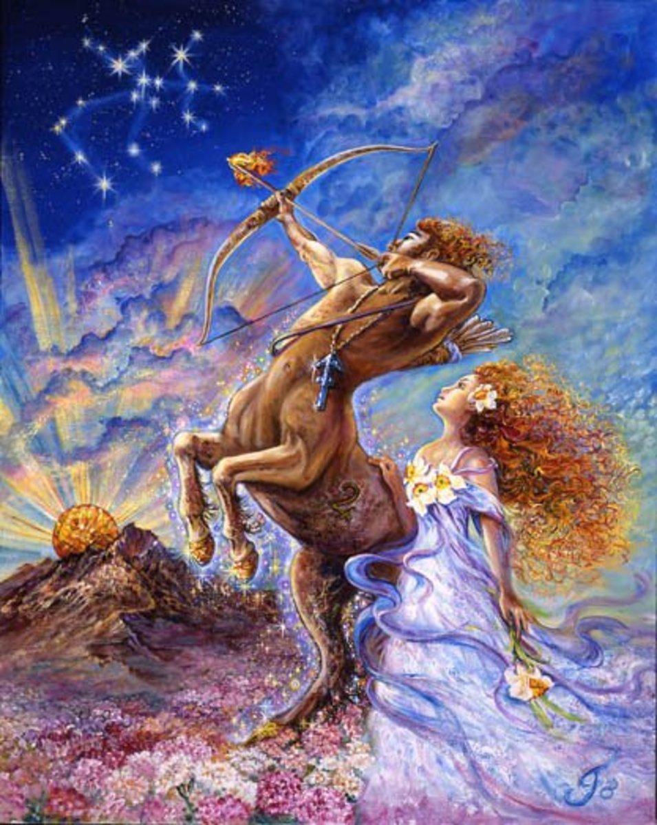 Aquarius Woman and Sagittarius Man: One of the Best Pairings in the