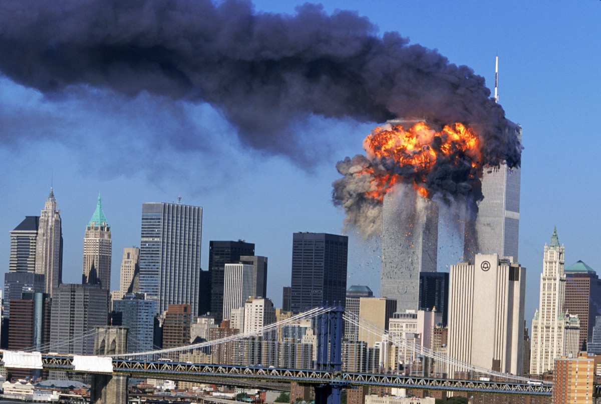On Sept. 11, 2001, terrorists hijacked planes and used them as weapons against the World Trade Centers in New York City.