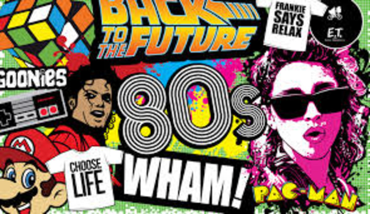 The 80's Were Awesome