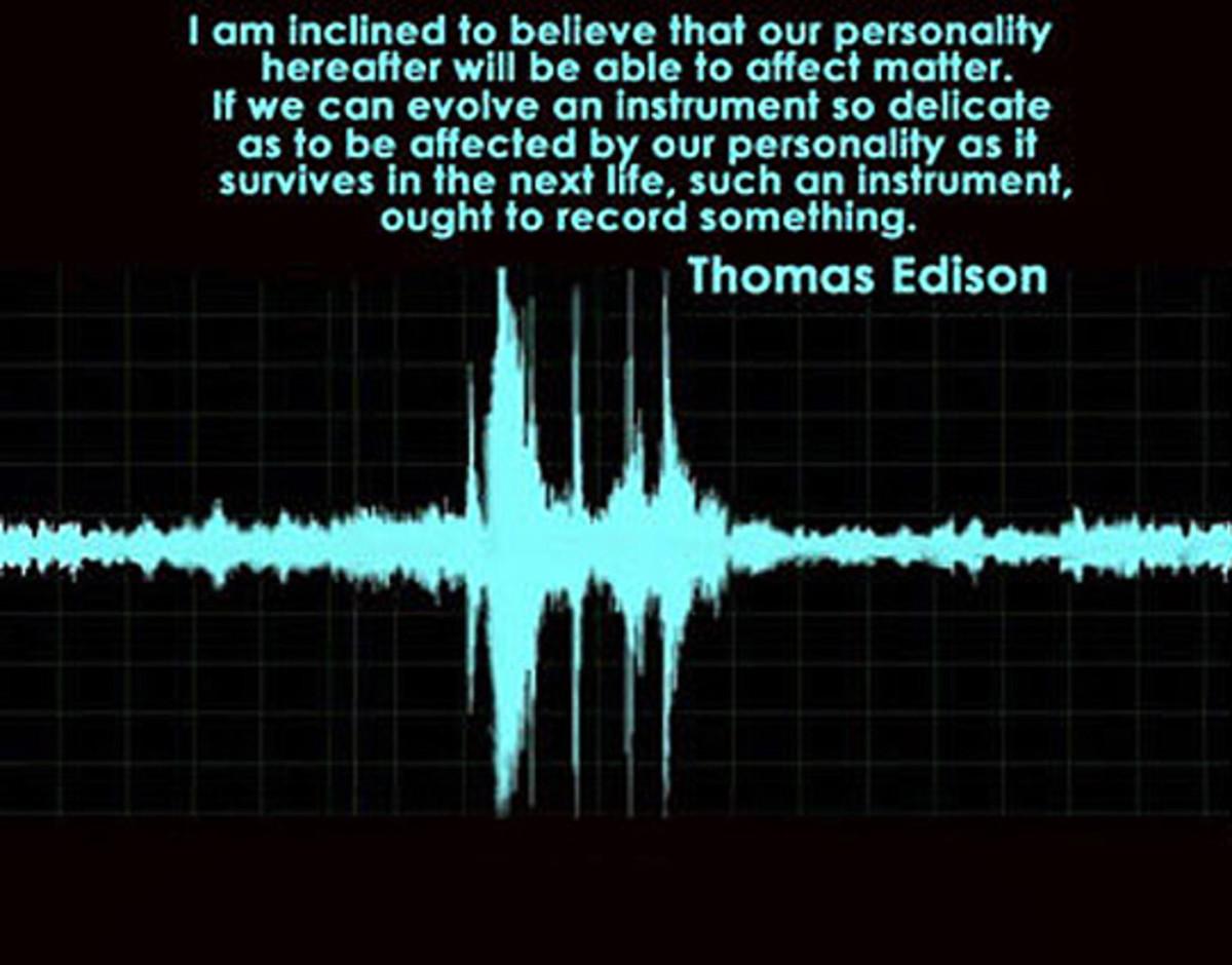Electronic Voice Phenomena (EVP) Evidence of Spirit Communication