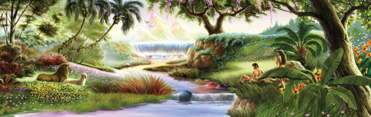 life-before-the-eden-garden-part-one