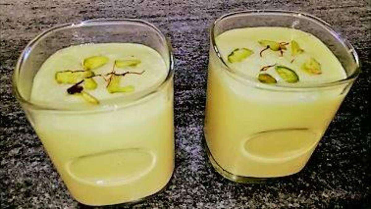 Indore's Special Shahi Shikanji Recipe
