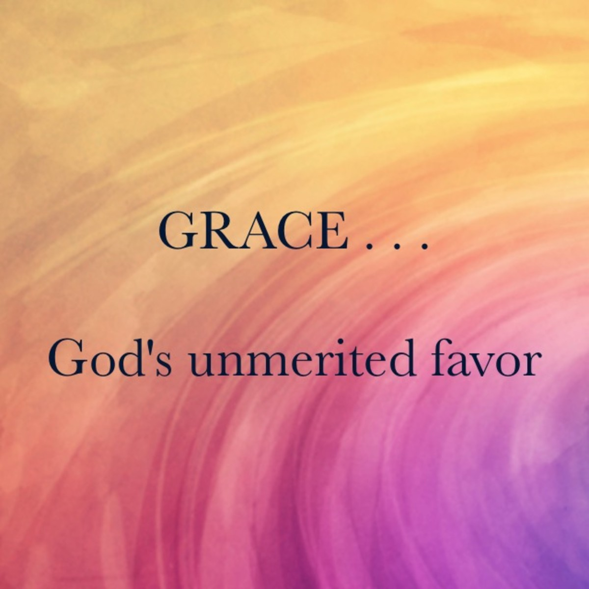 Two Kinds of Grace