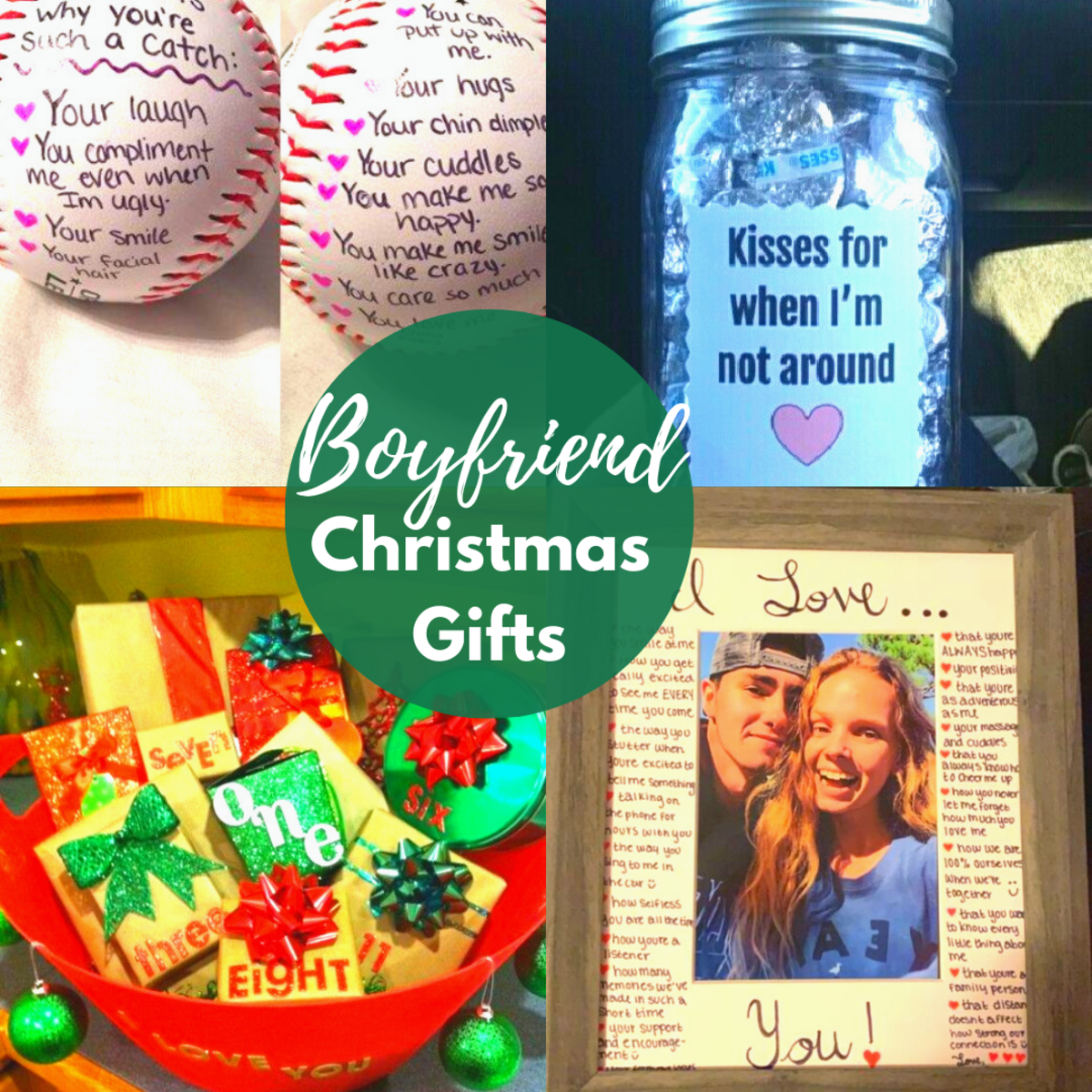 Diy Christmas Gift Ideas for Boyfriend