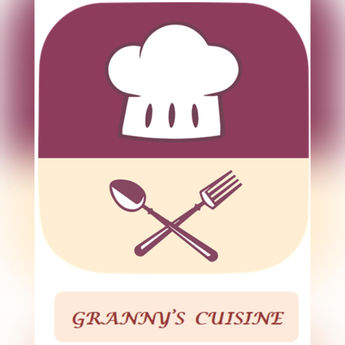 Granny's Cuisine logo.