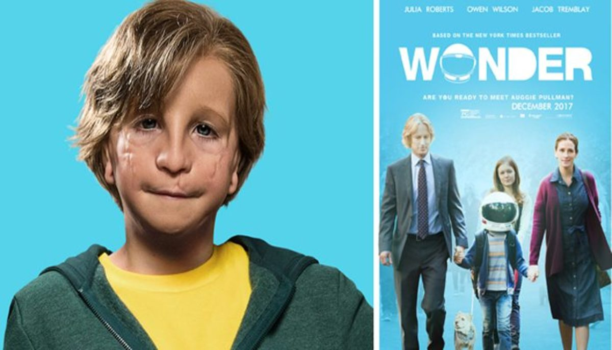 Wonder 2017 Film Review