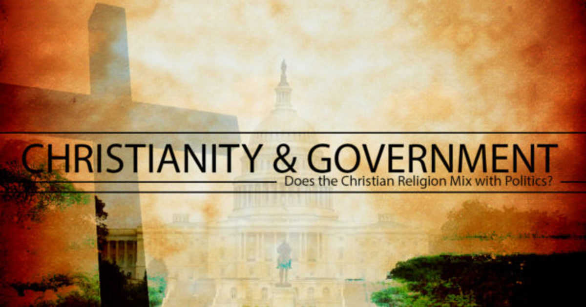 Should Christians Obey Government?
