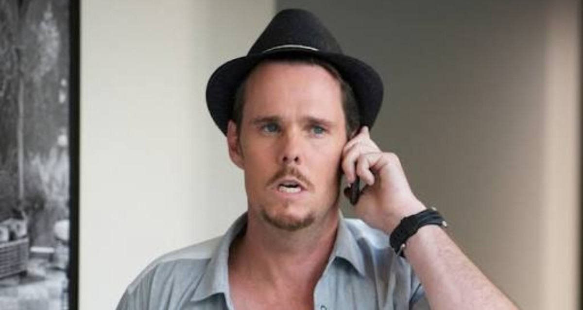 "Kevin Dillon as Johnny ""Drama"": HBO"