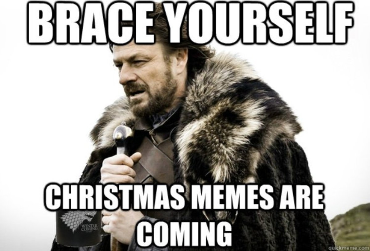 10 Christmas Memes for the Holiday Season