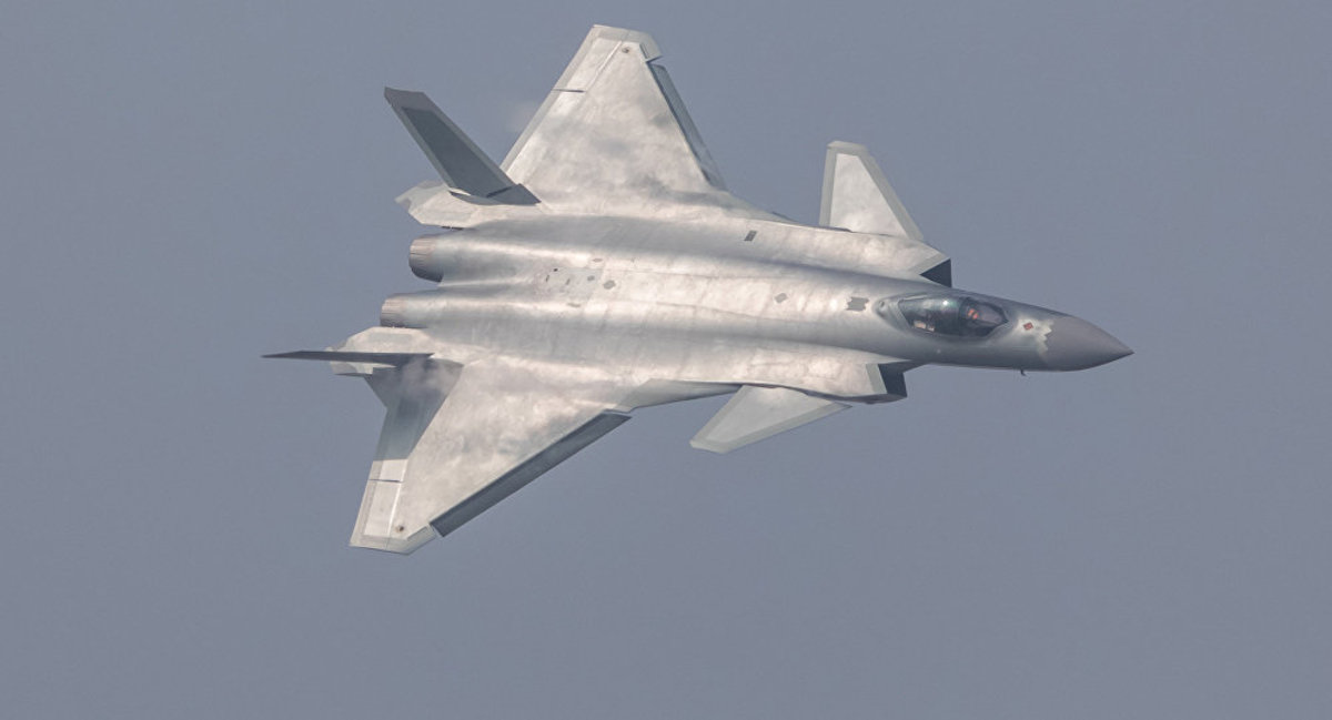 The Chinese Stealth J-20 Is An Inferior Fighter Jet