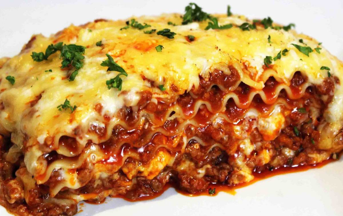 World's Best Beef Lasagna Made Easy at Home