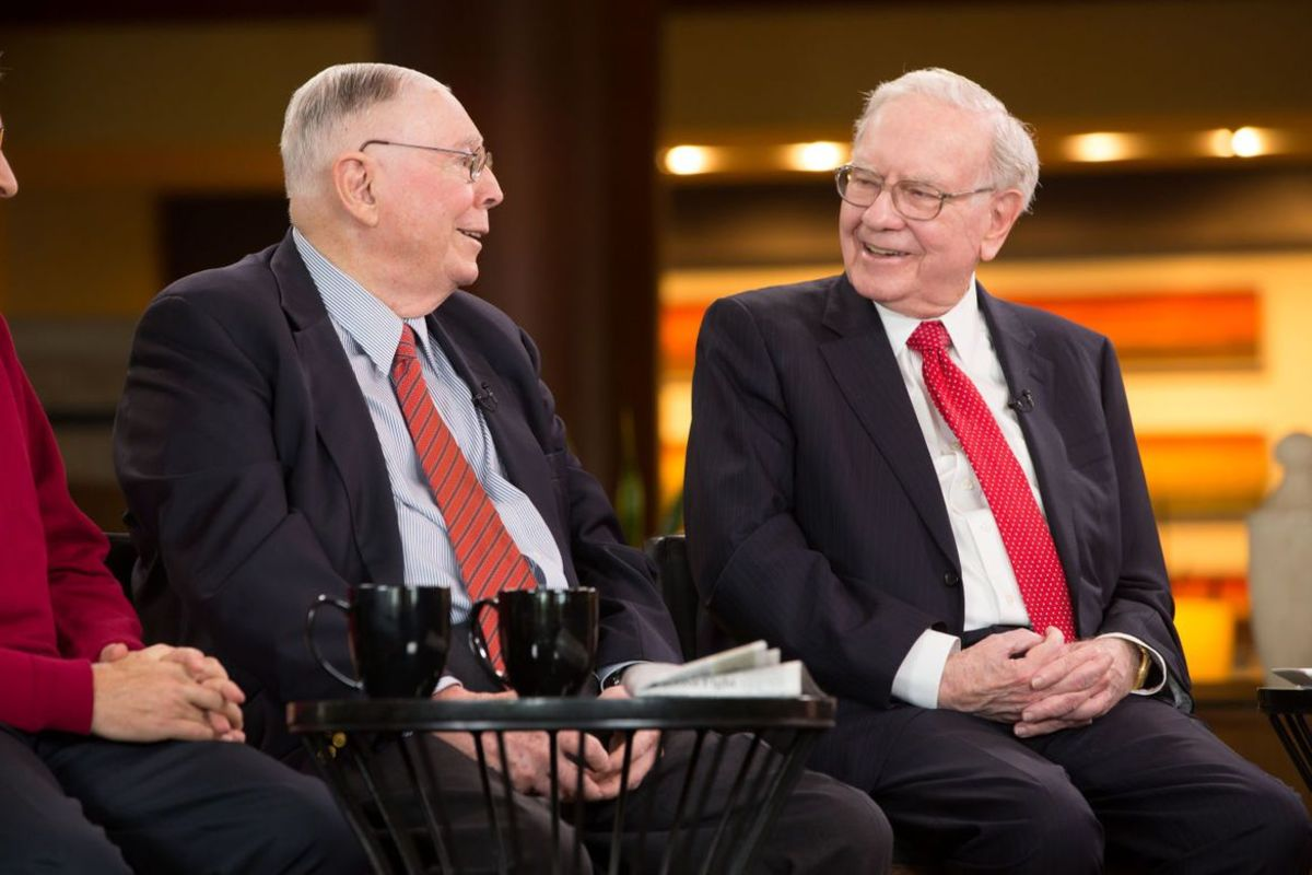 The Wisdom of Charlie Munger Meets the Wisdom of God