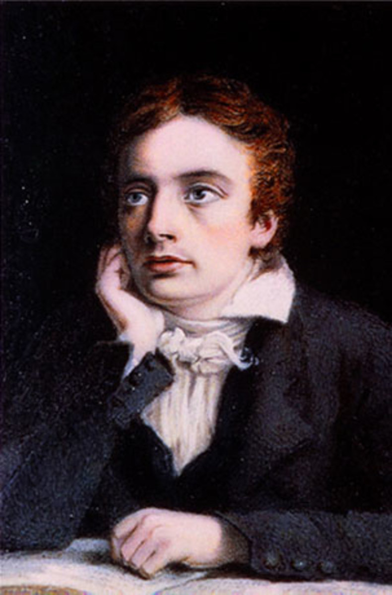 The Poem ''Ode to a Nightingale'' By John Keats