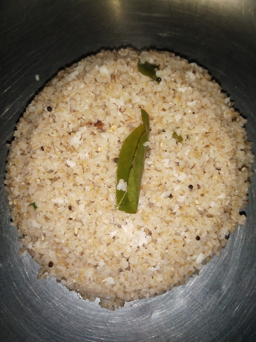 How to Prepare Broken Wheat or Cracked Wheat Upma | HubPages