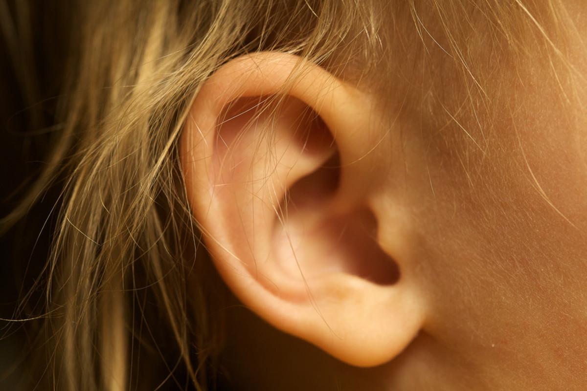An ear to listen.