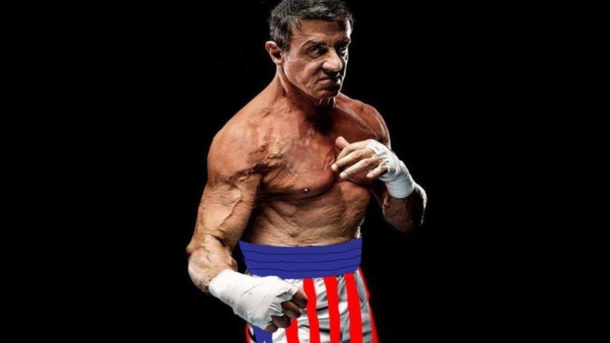 The EnterPAINment Industry: Sylvester Stallone