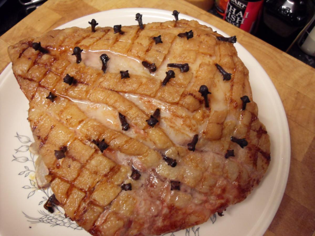 Spice up you next ham, chicken or pork dinner for a delicious taste