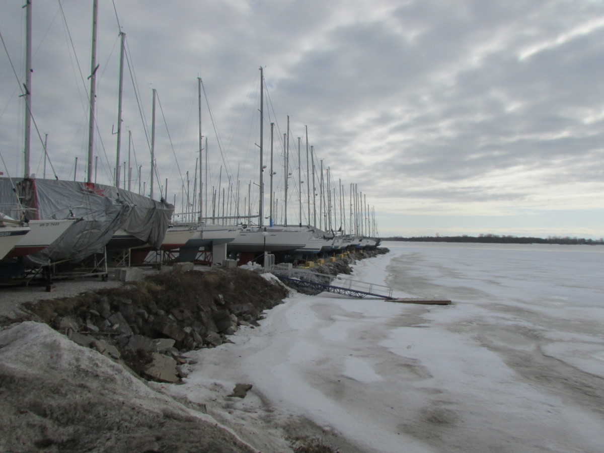 Gaines Marina, Rouses Point