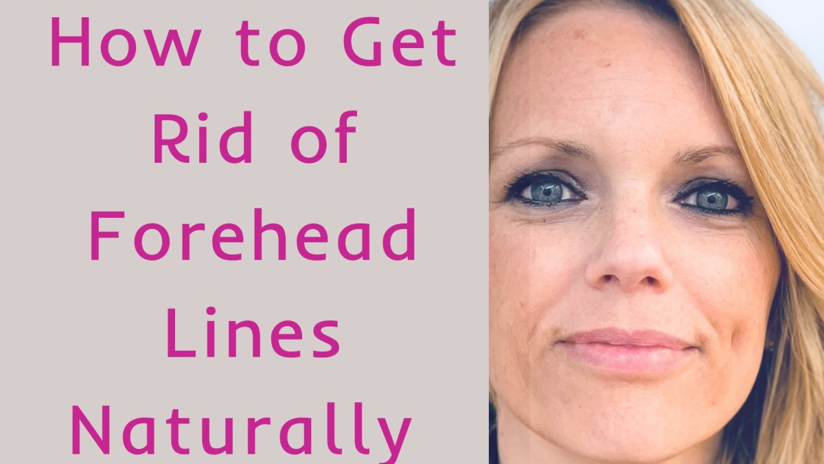 How to Get Rid of Forehead Lines Without Botox