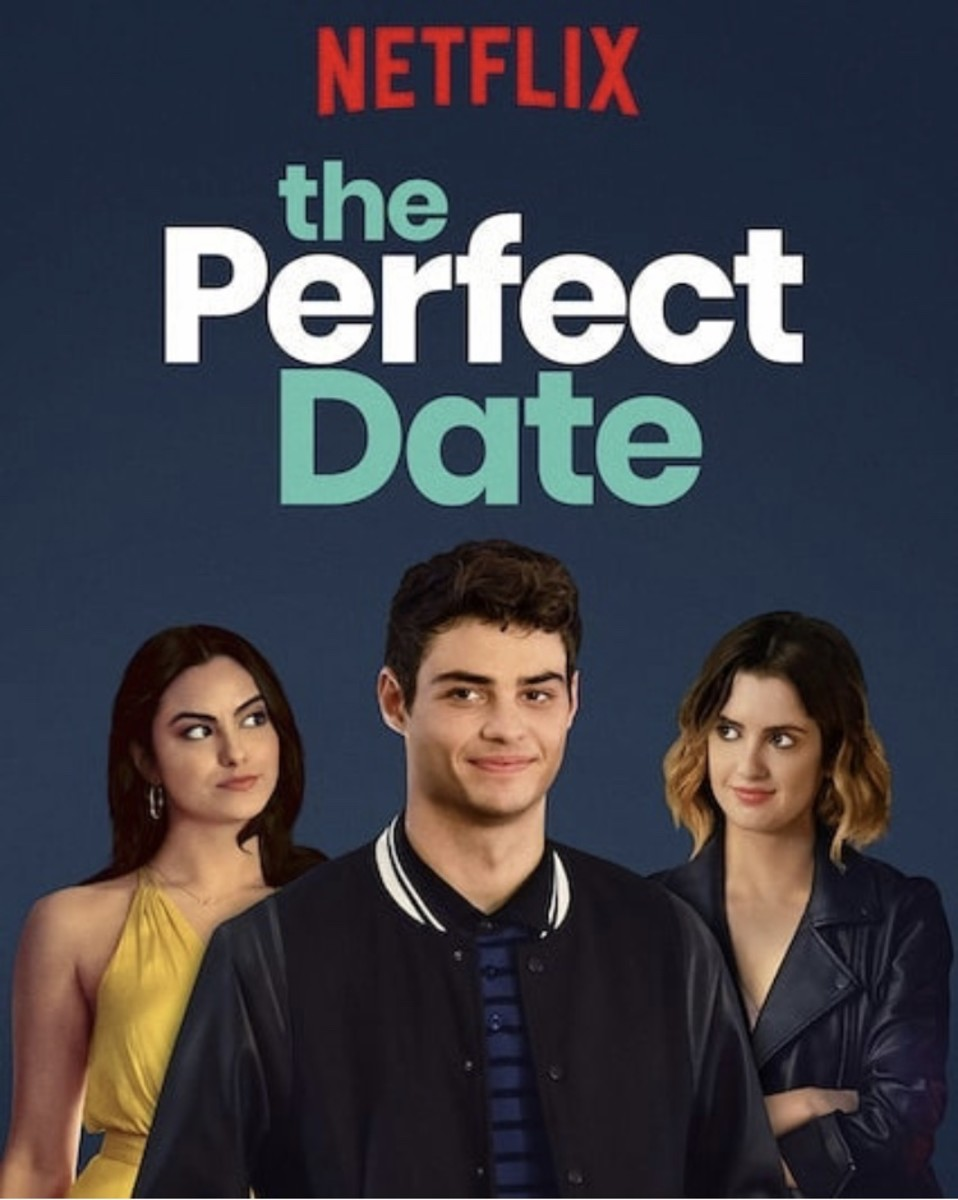 The perfect date movie poster.