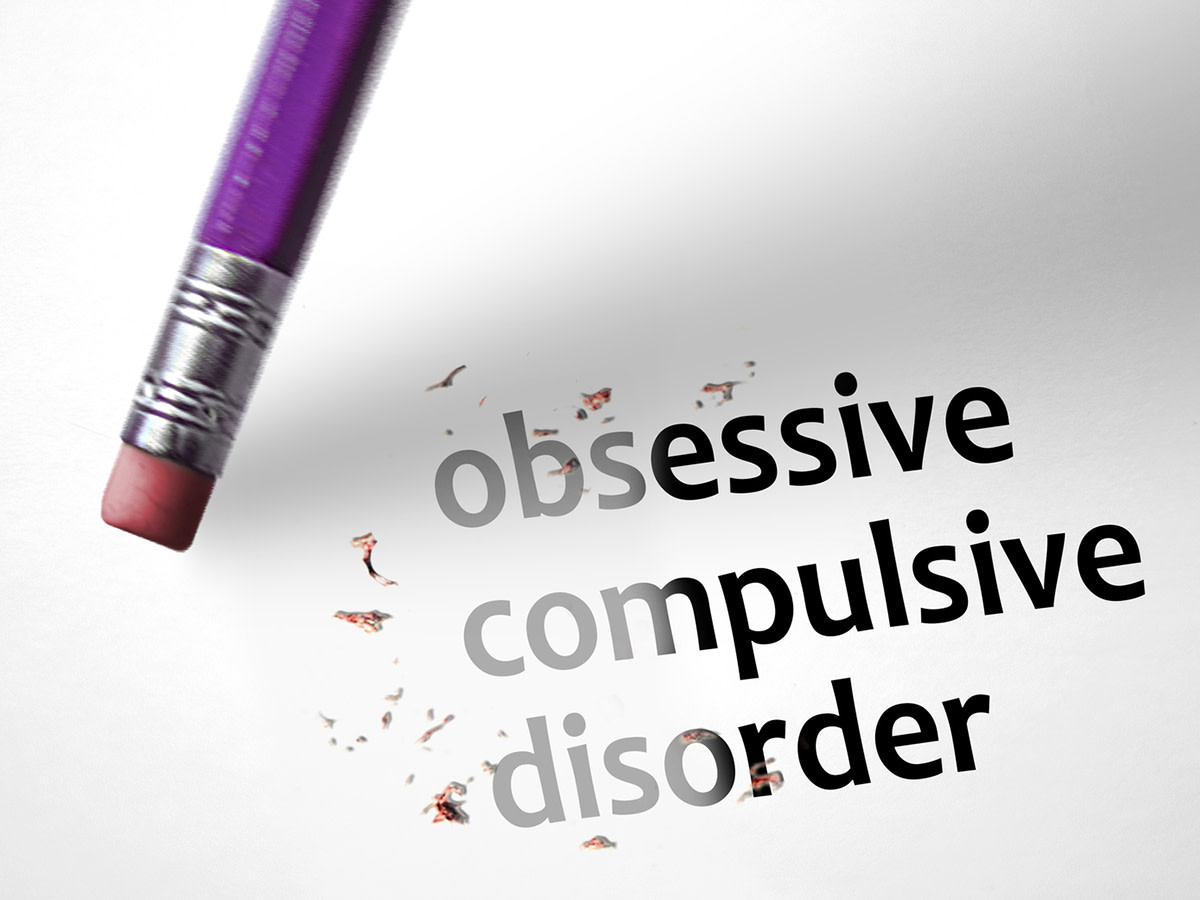 O.C.D. stands for Obsessive Compulsive Disorder.