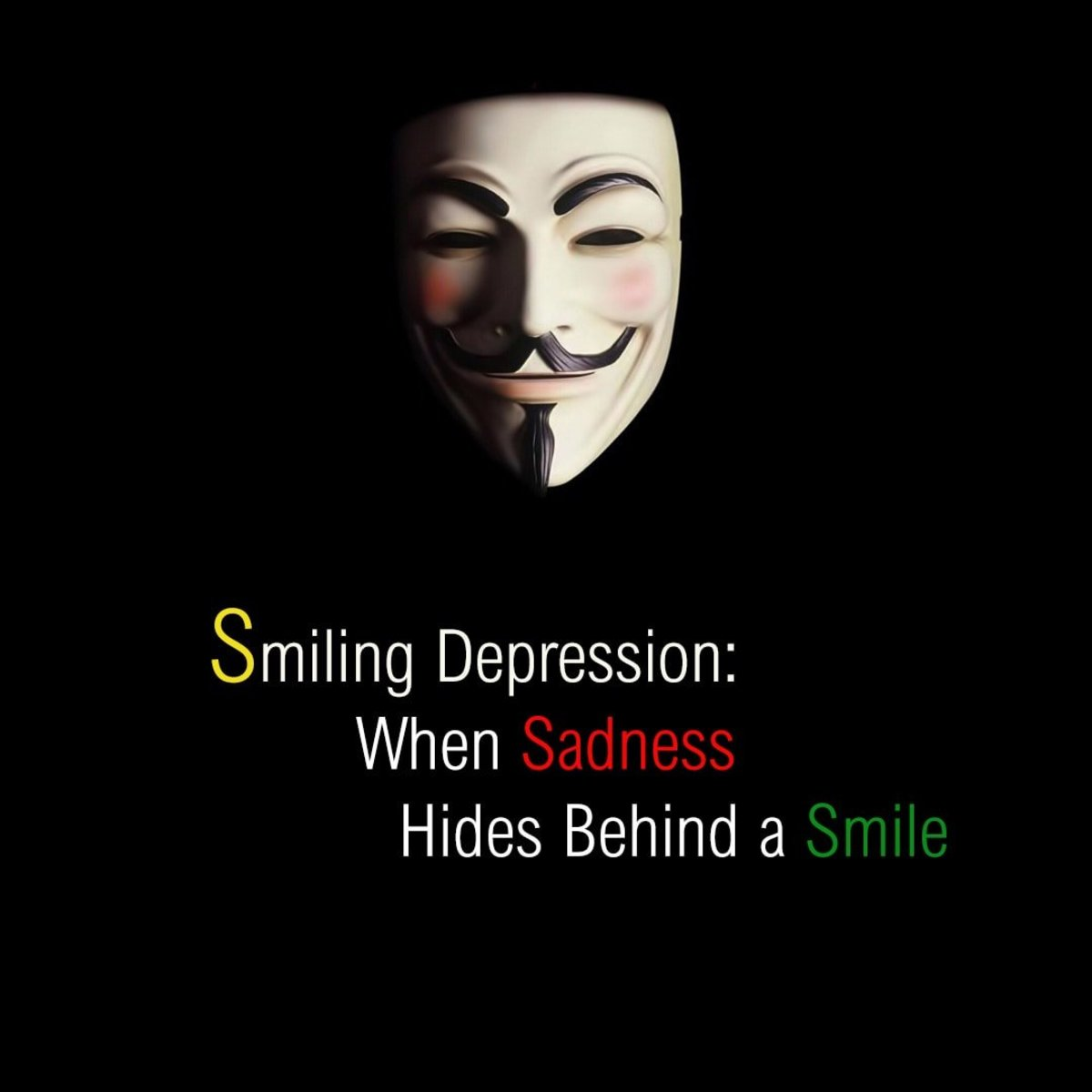 Smiling Depression: When Sadness Hides Behind a Smile