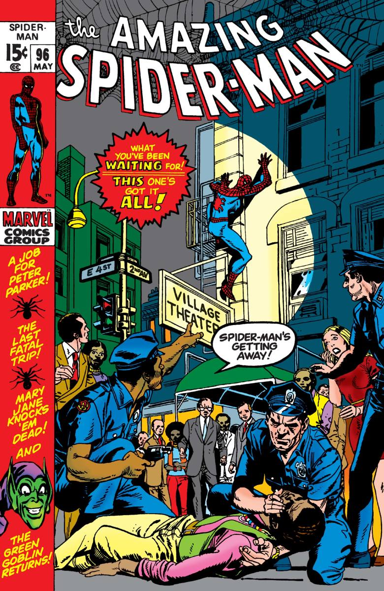 The First Mainstream Comic published without the CCA's approval since its formation in 1954.