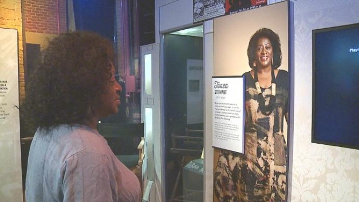Dr. Stewart was honored with an induction into the Mississippi Arts & Entertainment Hall