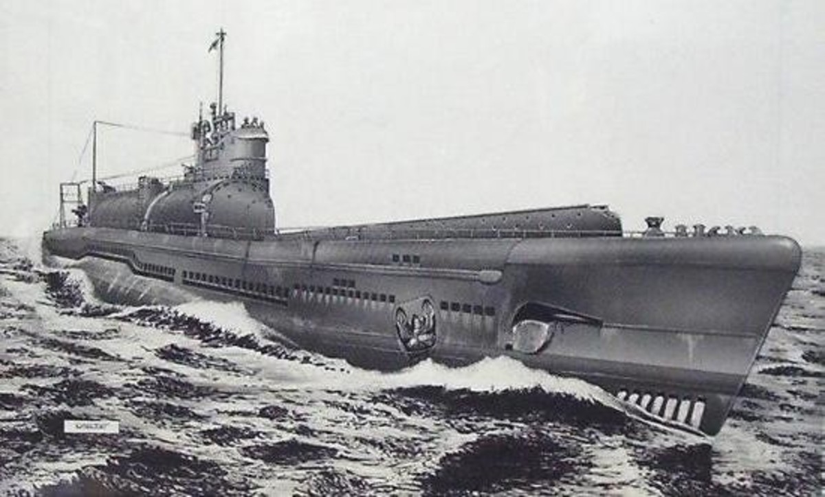 The I-400, The Underwater Aircraft Carrier of World War II