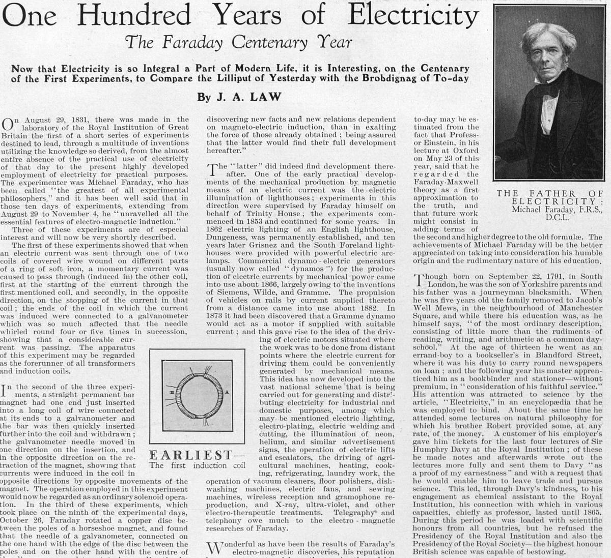 the-beginning-of-electricity-and-its-dangers