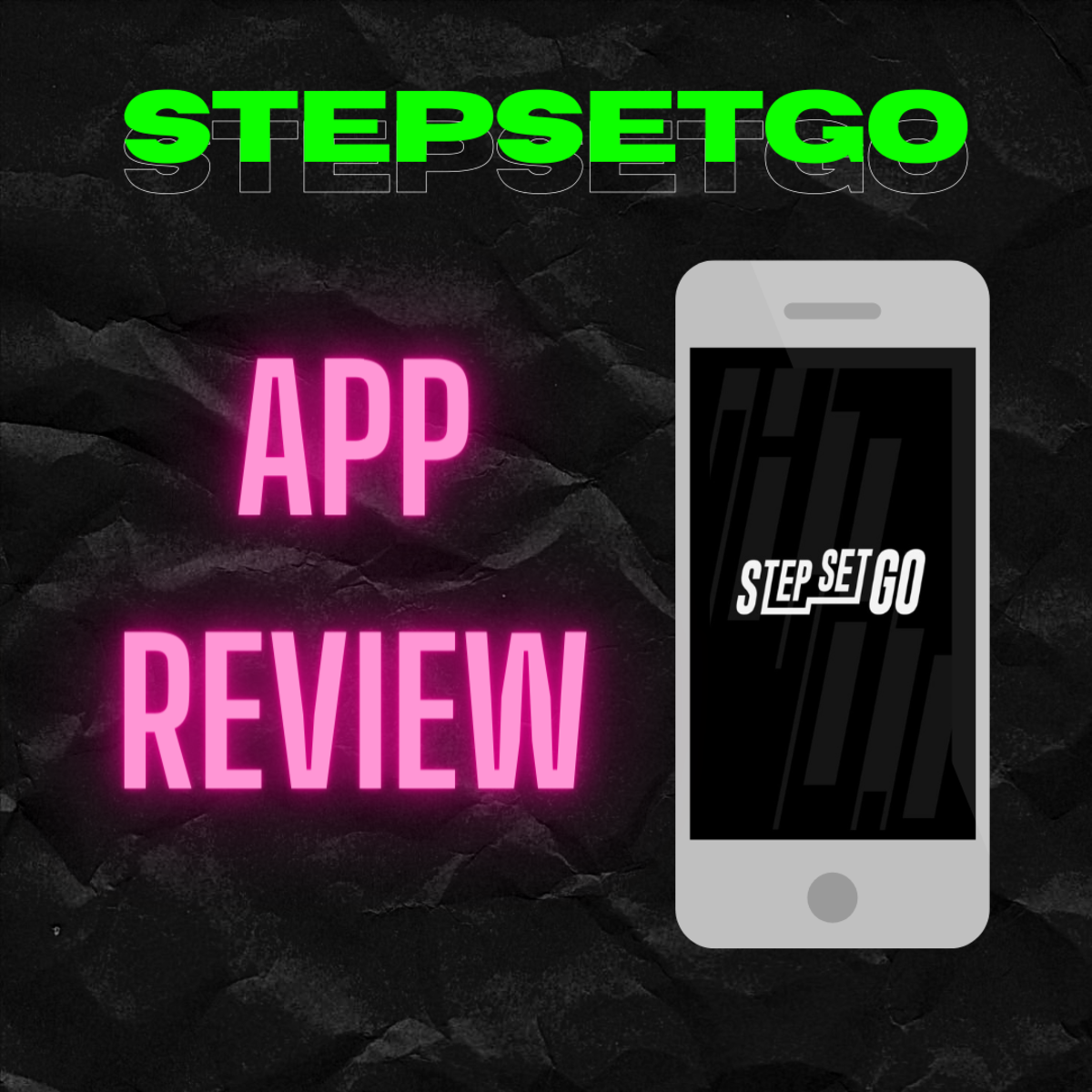 Review on the Step Set Go Mobile App