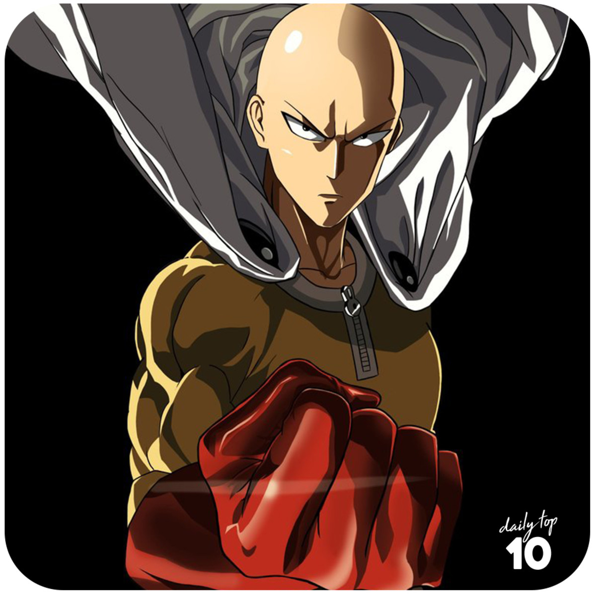 Saitama of One Punch Man