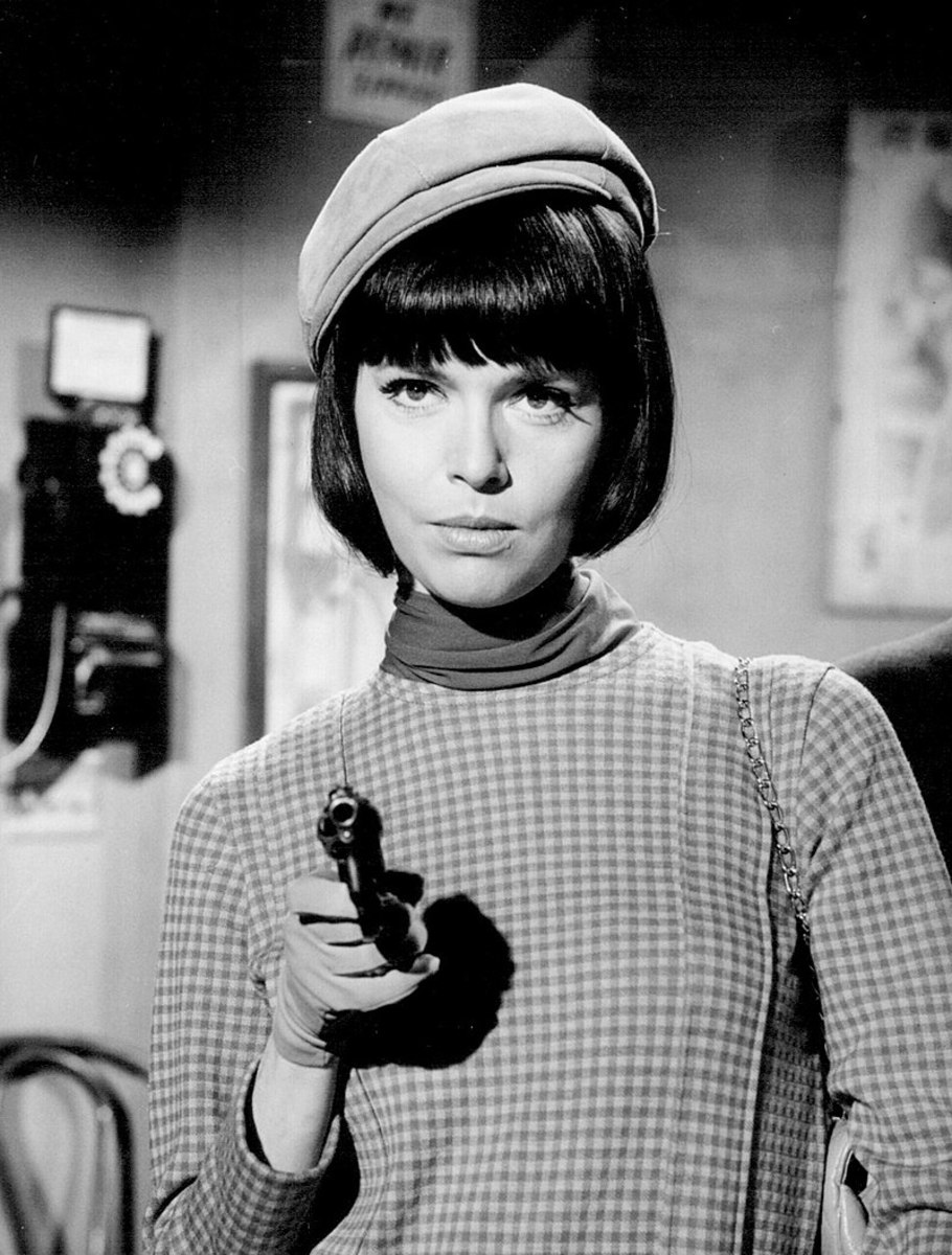 Secret Agent 99 (Barbara Feldon), the show never revealed her real name.
